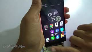 lenovo Vibe Shot Z90a40 Display Replacement Video