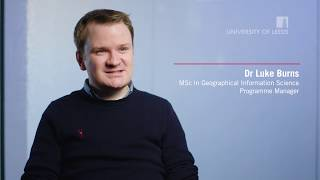 MSc Geographical Information Science