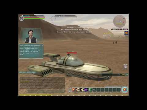 """Star Wars Galaxies: Legends #1 """"Getting Started"""""""