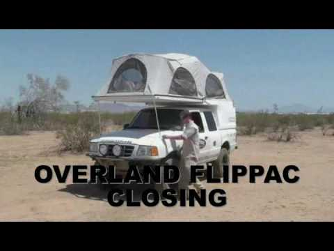AT Off-Road FlipPac Camper Shell