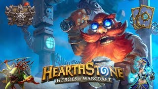 Hearthstone (Gameplay) - Kobolds & Catacombs - Control Warlock - SO CLOSE TO BECOMING LEGEND!