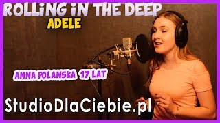 Adele - Rolling in the Deep (cover by Anna Polańska)