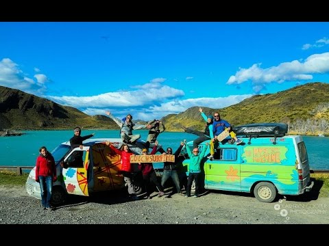 Mapuche & The Mystery Machine - A Wicked Roadtrip Through Patagonia !