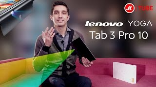 планшет леново йога видео
