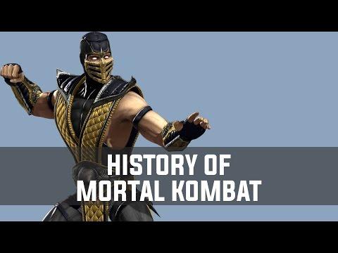 History of Mortal Kombat (1992-2011)
