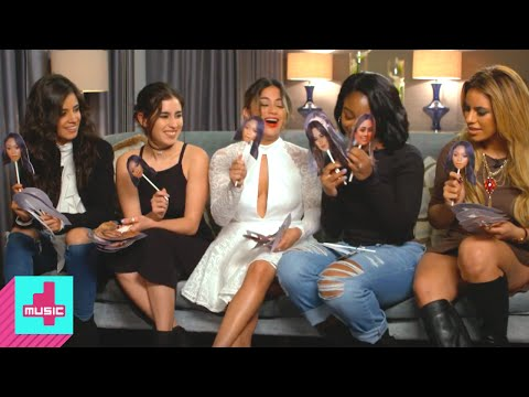 Fifth Harmony - Who's The Dirtiest? | 4Music Challenge