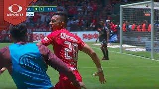 toluca vs tijuana copa mx 2018