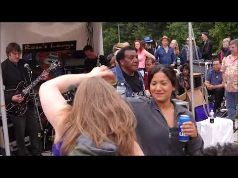 Baby Please Don't Go   Willie Buck   Chicago Blues Fest 2018 Mp3