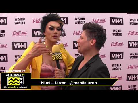 RuPaul's Drag Race Finale 2017 with Manila Luzon