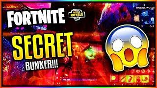 *NEW* WAILING WOODS BUNKER IN FORTNITE! - FORTNITE SEASON 6 SECRET BUNKER! (FORTNITE SEASON 6)
