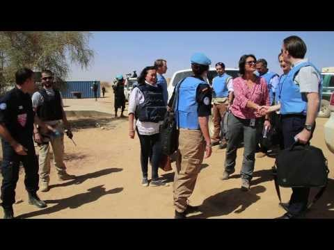 UNCT Rule of Law support and assessment mission to Kidal