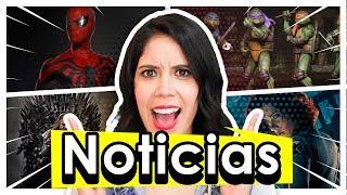 NOTICIAS: Remake de Tortugas Ninja, Spiderman, Destino Final reboot, Netflix pierde contenido y MÁS