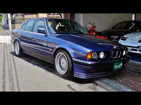 In March 1989, at the Geneva motorshow, Alpina introduced their fastest car thus far, the B10 BiTurbo, based on the 535i. The B10 BiTurbo took two years to ...