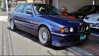 Скачать BMW Alpina B10 Bi Turbo E34 Quick Look
