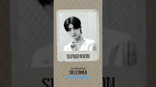 ENHYPEN (엔하이픈) DIMENSION : DILEMMA Concept Film Teaser (CHARYBDIS ver.) - #성훈 #SUNGHOON