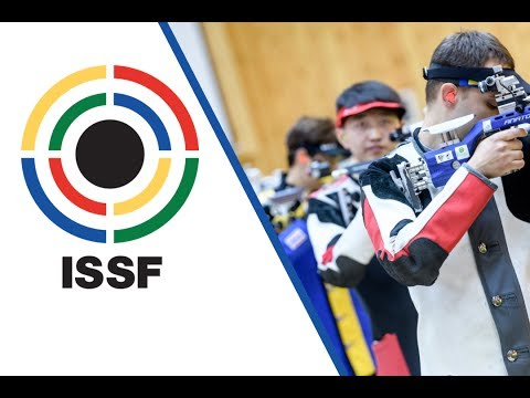 10m Air Rifle Men Final - 2017 ISSF World Cup Stage 5 in Gabala (AZE)
