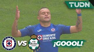 ¡Gol de vestidor! 'Cabecita' abre el marcador | Cruz Azul 1 - 0 Santos | Liga Mx - CL2020 J3 | TUDN