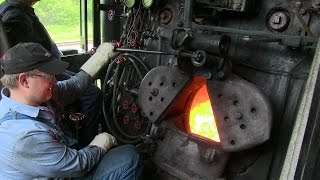 Frisco 1630: Steam Engine Operations at Illinois Railway Museum
