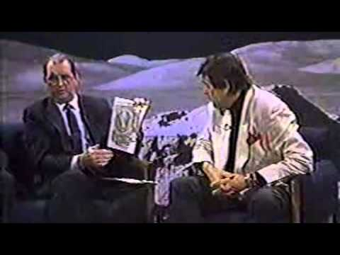 """Millenium 2000"" filmed in 1993 - Anthony J. Hilder + Jordan Maxwell + Terry Cook"