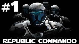 Star Wars: Republic Commando | Let