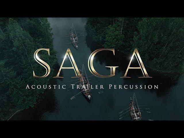 Saga - Acoustic Trailer Percussion