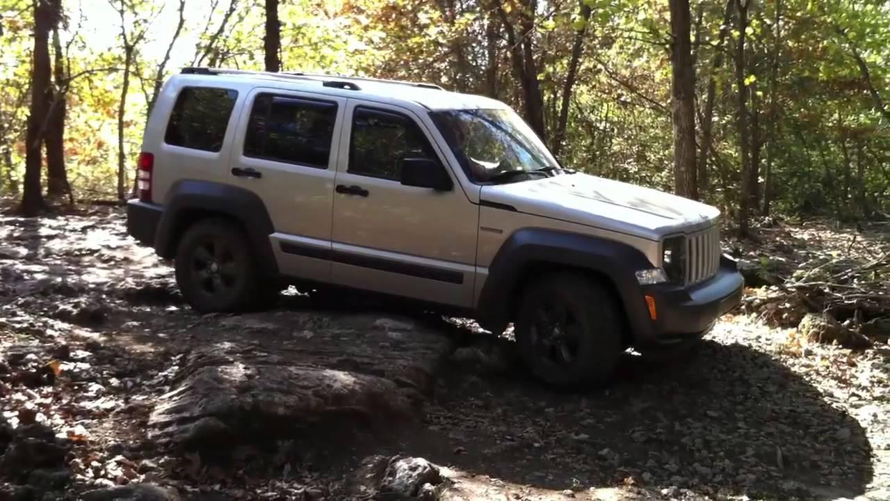 2011 Jeep Liberty at K...