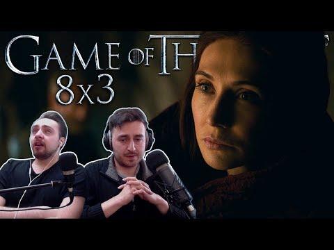 "Game Of Thrones Season 8 Episode 3 REACTION ""The Long Night"" Part 1"