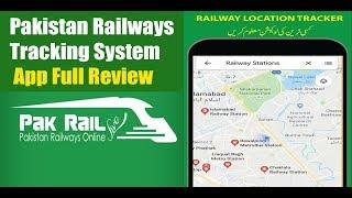 Pakistan Railways Started Tracking System App | Pak Rail Live | Pak Rail screenshot 2