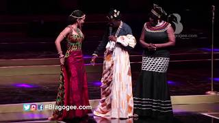 Comedian Michael Blankson Cracks Audience At 2018 Afrima Awards Ghana