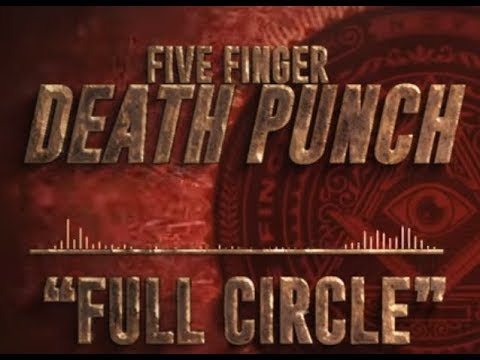 """Five Finger Death Punch release new single Full Circle off new album 'F8"""""""