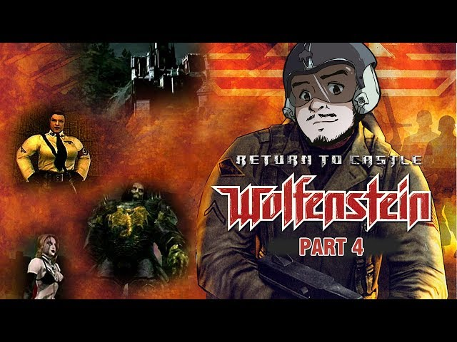 You One Ugly.... | Return to Castle Wolfenstein Part 4