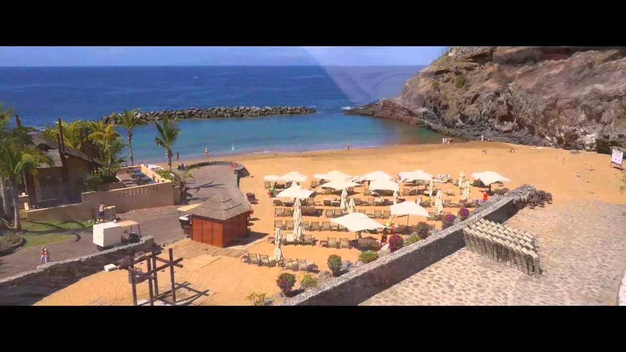The RitzCarlton ABAMA the greatest golf resort in Tenerife YouTube