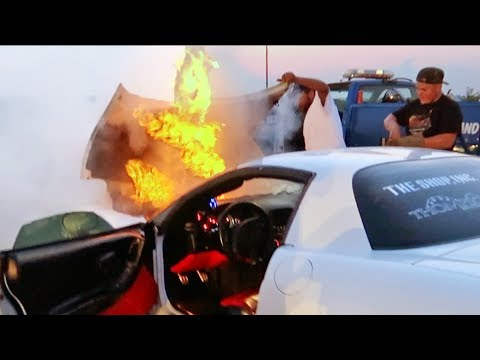 Download Youtube: My WORST FEAR… Unicorn C5 ON FIRE