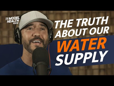 The Truth About Your Water Supply & How Water Controls Your Health
