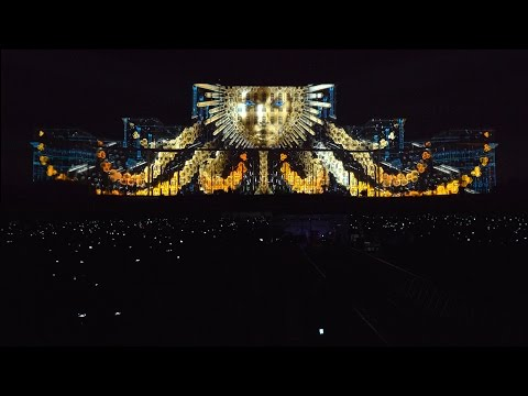 Interconnection - Visionary projection mapping - WINNER of iMapp 2016 - 4K official video