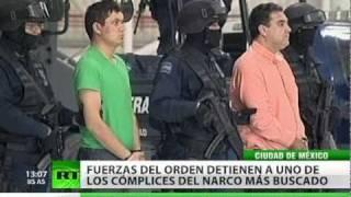 Detienen a un importante miembro del cartel Sinaloa en México