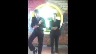 урок русских танцев