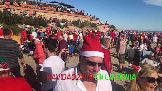Christmas day  la Zenia Beach Spain