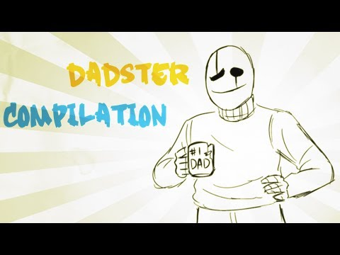 Dadster - Undertale Comic Dub Compilation