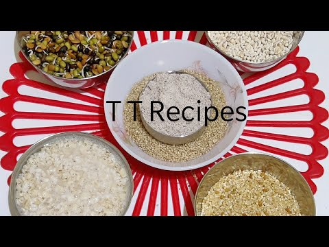 POINTS TO NOTE WHILE CONSUMING WHOLE GRAINS || TT RECIPES