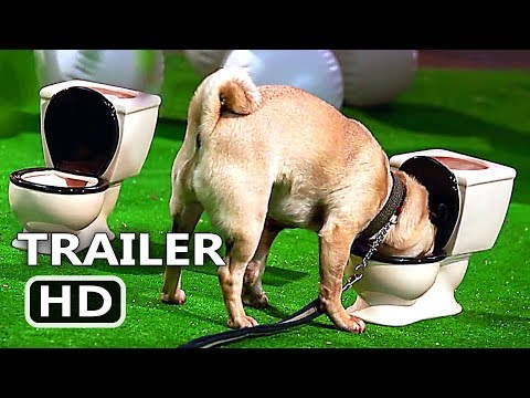 SHOW DOGS Official Trailer # 2 (2018) Will Arnett, Ludacris, Talking Dog Comedy Movie HD