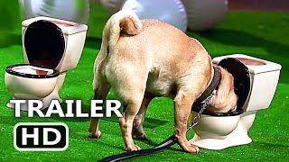 SHOW DOGS Official Trailer # 2 (2018) Will Arnett, Ludacris, Talking Dog Comedy Movie HD