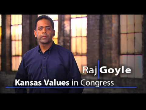 Raj Goyle TV ad: Independence
