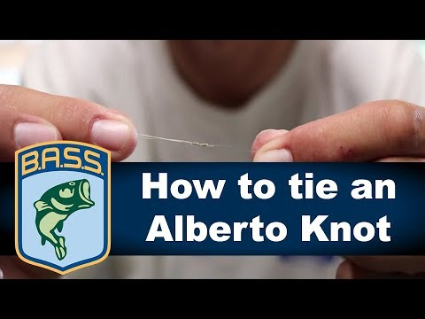 How to tie an Alberto Knot
