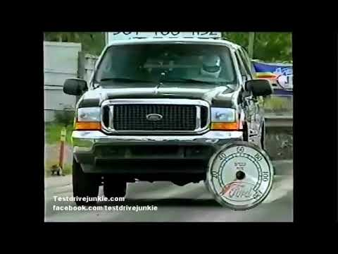 Ford Excursion - MotorWeek Review