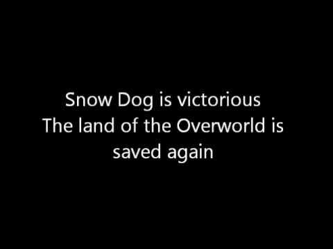 Rush-By-Tor & The Snow Dog (Lyrics)