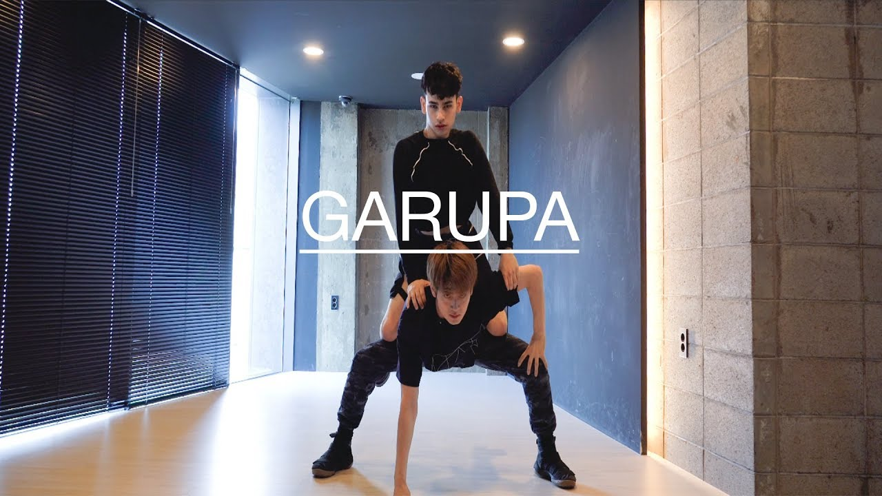 "Download ""Garupa"" - Luísa Sonza, Pabllo Vittar | Rikimaru Choreography - Eddie x Rikimaru"