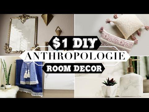 DIY DOLLAR STORE Anthropologie Decor | DIY | Nava Rose
