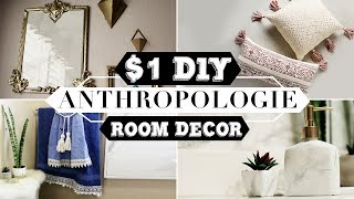 DIY DOLLAR STORE Anthropologie Decor | DIY | Nava Rose