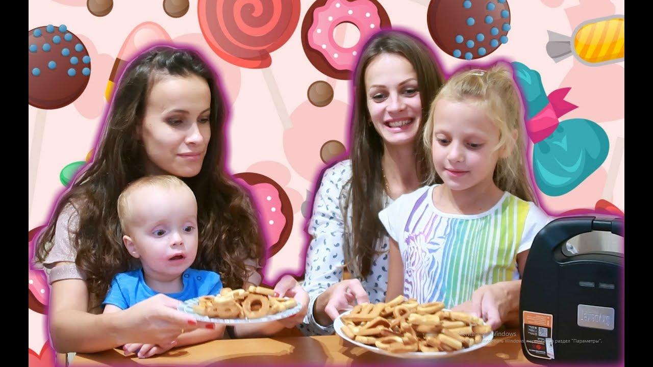 Обзор обучающих панелей (мама-повар) для выпечки печенья с REDMOND SkyBaker RMB-M657/1S